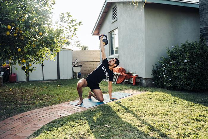 最大限度的鍛鍊肌肉是增加肌肉的法則