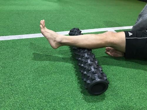 伸展小腿肌肉