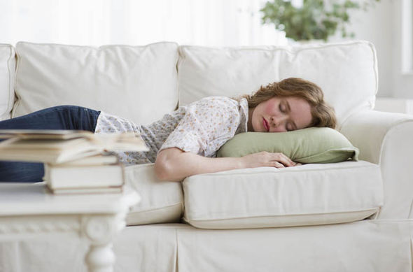 充足睡眠 減少內臟脂肪