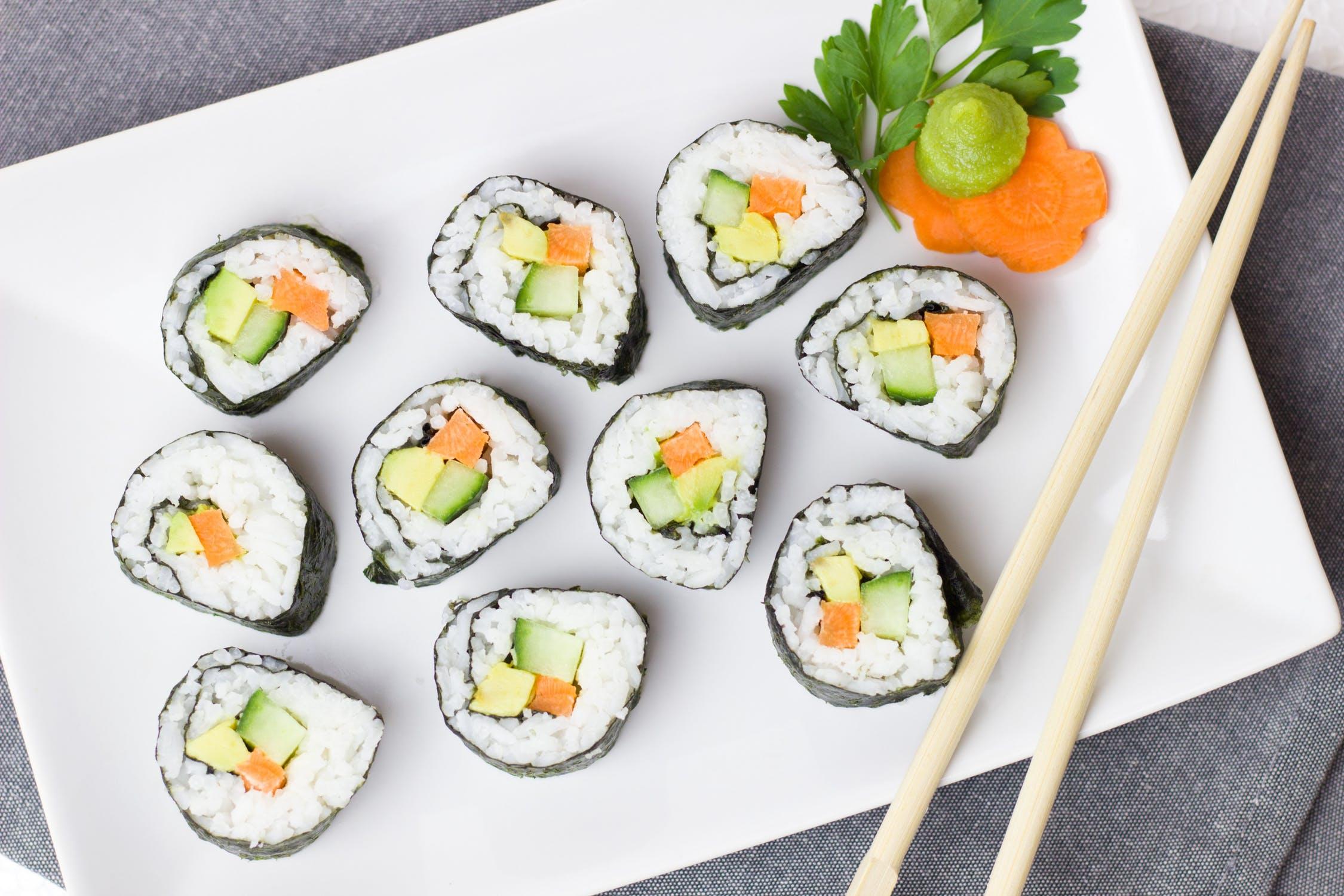 抗性澱粉食物 壽司