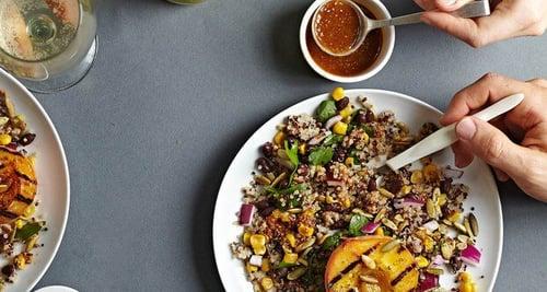 奇亞籽食譜,奇亞籽超級沙拉