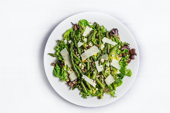 運動搭配4種食物更享「瘦」-蘆筍