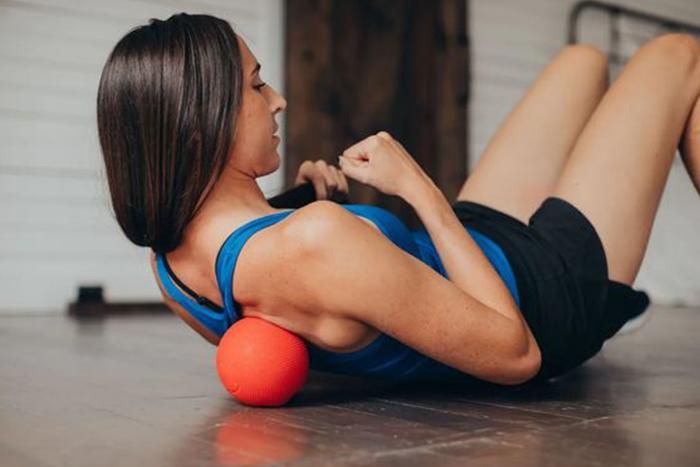 肌肉放鬆工具-按摩球、花生球
