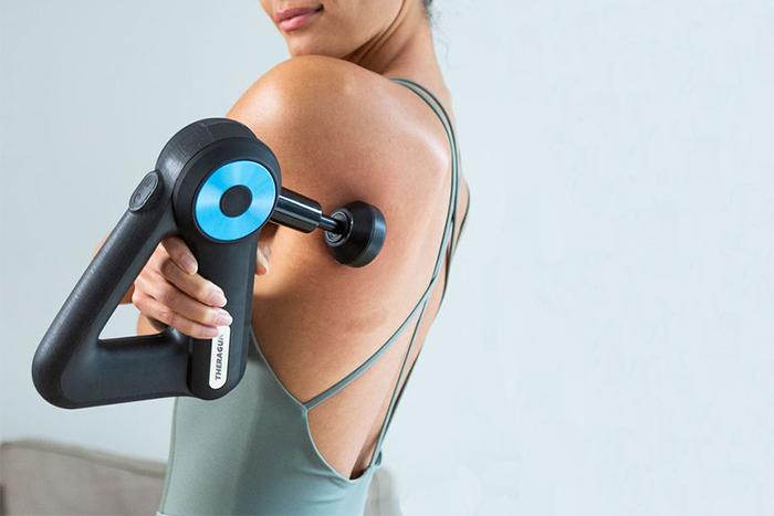 肌肉放鬆工具-筋膜槍