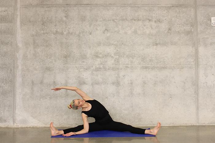 小禎減肥不復胖重點2爆汗「雕塑瑜珈」瘦身效果最好