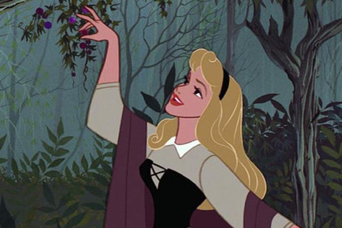 迪士尼公主健身動作-奧蘿拉:瑜珈