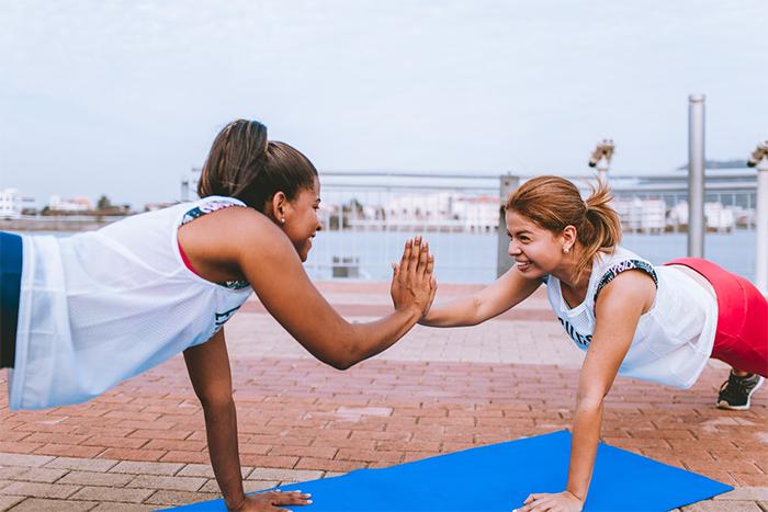 6撇步讓賈靜雯維持少女身材-養成運動習慣