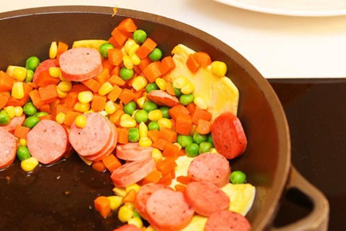 三色豆 吃多恐增胖