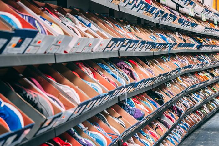 不要在網路上購買鞋子