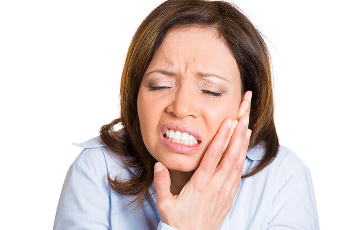 心肌梗塞非典型前兆-牙齒痛