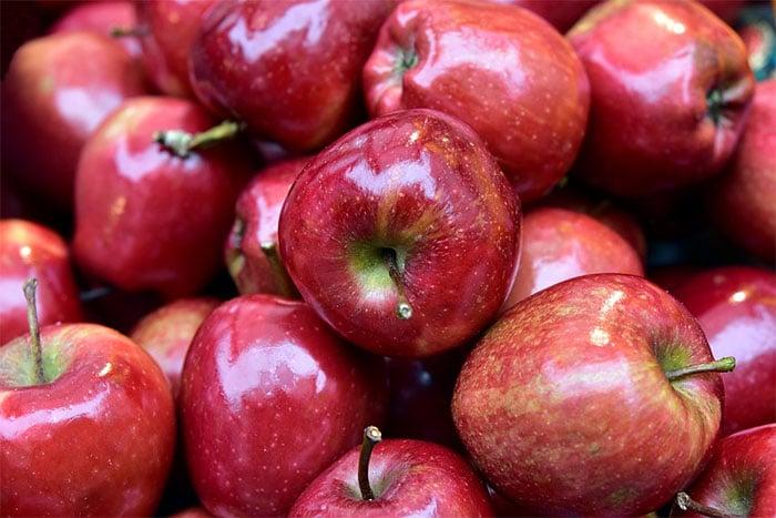 中元節拜蘋果