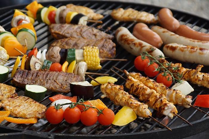 中秋節烤肉 烤肉食材