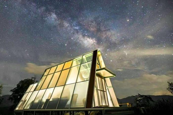 中部 — 那一年我們望著星空:深山林內生態農場