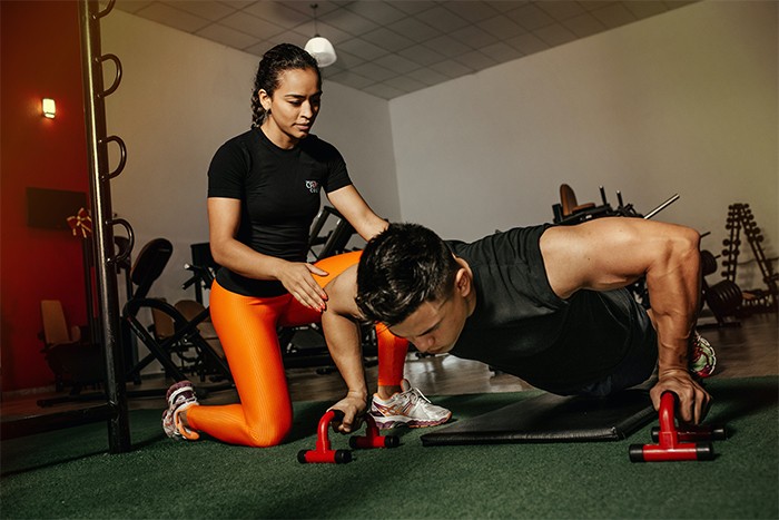 幫助員工養成運動習慣-請專業教練協助