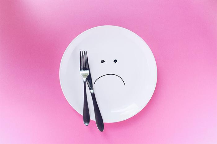營養不良是造成低血壓的原因之一