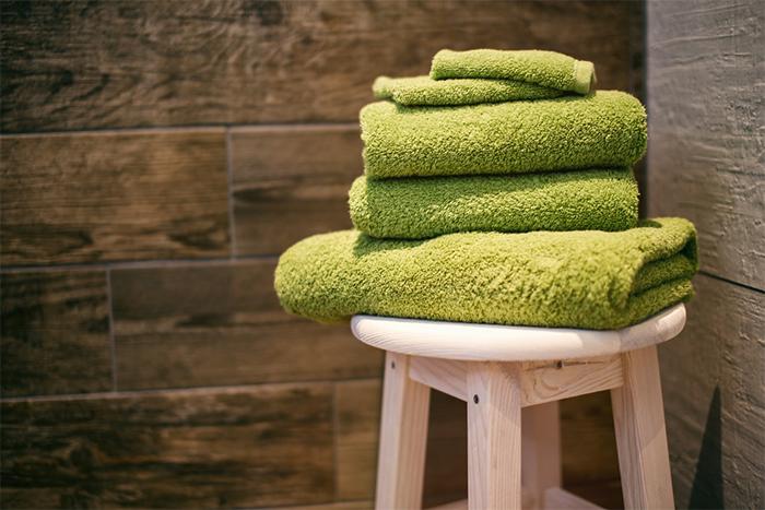 別對私密處使用粗糙毛巾擦拭