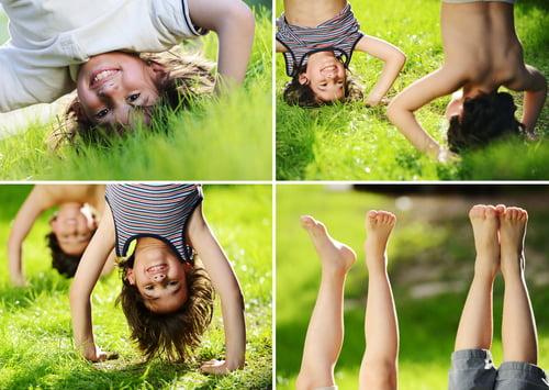 瑜珈受歡迎的原因,除了伸展筋骨、雕塑線條,還有紓壓的效果,而倒立當然也不例外。因為倒立需要更專注在當下,避免一個閃神或亂動導致身體倒下,所以必須調整姿勢、呼吸,同時也保持冥想,讓身心靈恢復平靜,注意力多專注在自己的身體。而透過頭倒立能增加身體循環帶入含氧血液,穩定神經,有助於改善焦慮、煩躁、心理障礙。