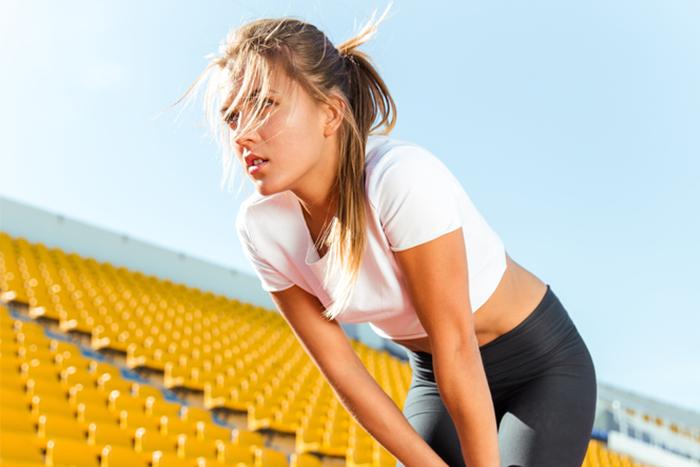 嘗試高強度運動,一下子就氣喘呼呼、心臟跳超快,感覺心肺負擔、不舒服