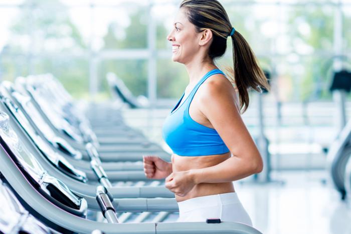 LIIT也常用於家用健身器材,像是:跑步機