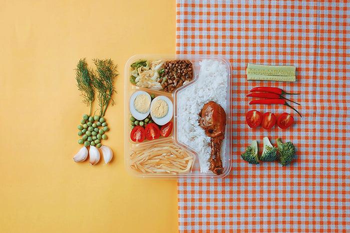 健康便當 水煮餐 健康餐盒 健身餐 減脂餐