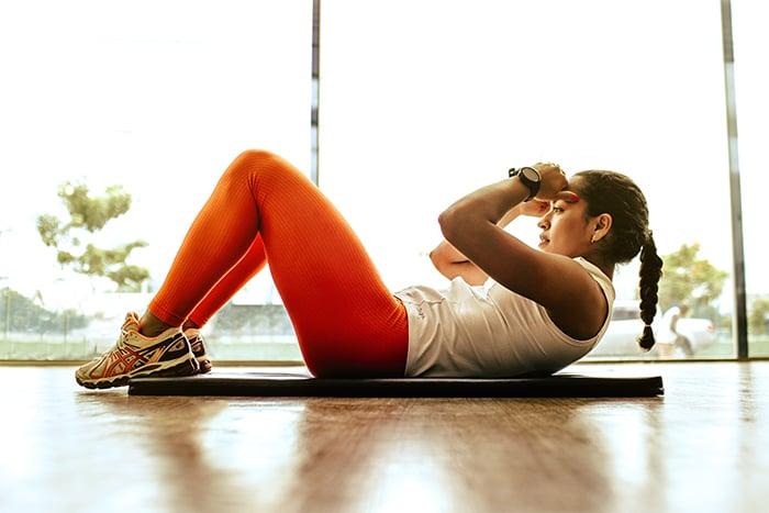 運動習慣 健身 有氧運動 阻力訓練 間歇訓練