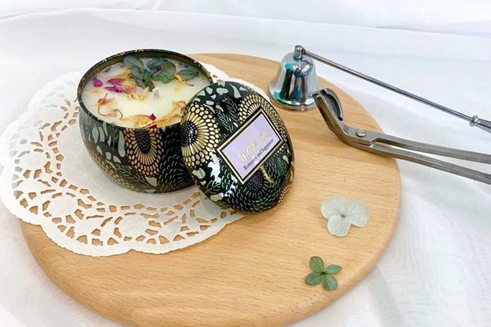 北部 — 親手製作屬於自己的香味:Qing 青手作皂