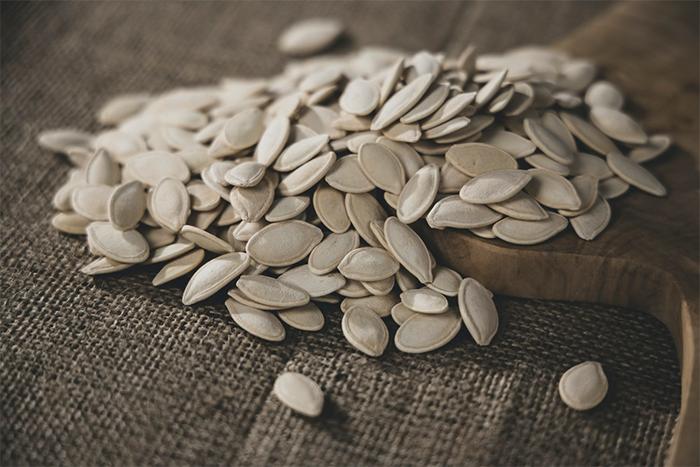 植物性蛋白質食物推薦-南瓜籽