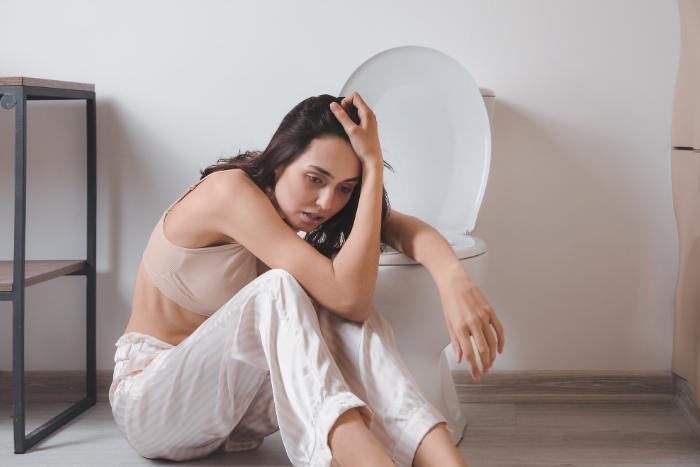 厭食症症狀-營養不良