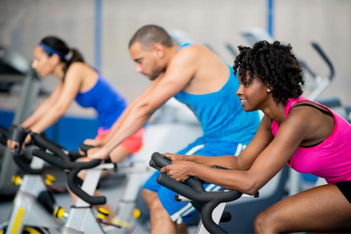 沒時間運動 8大健身Tips-參加課程