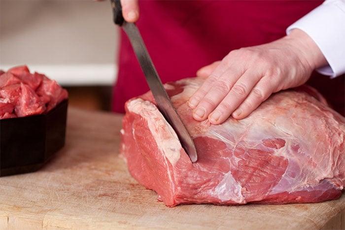 只吃紅肉容易罹患大腸癌