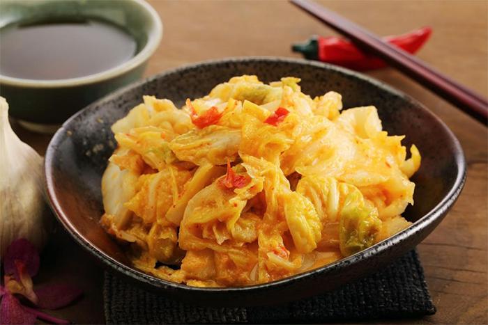高麗菜料理-台式泡菜