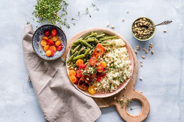 吃對的食物避免環境荷爾蒙