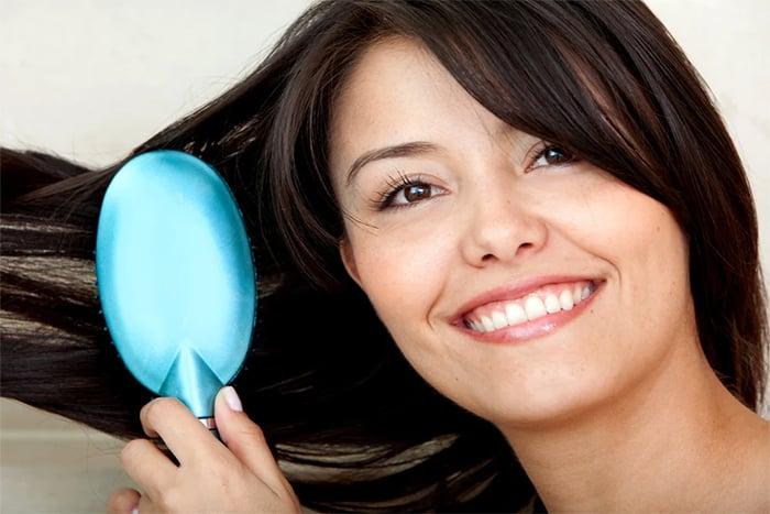 吃木瓜可以修復髮質