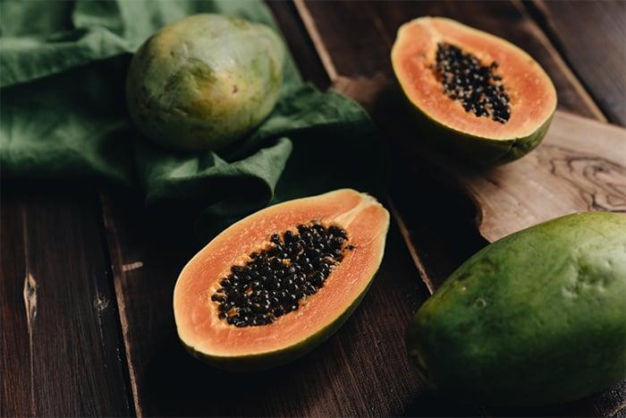 吃木瓜食補可以豐胸