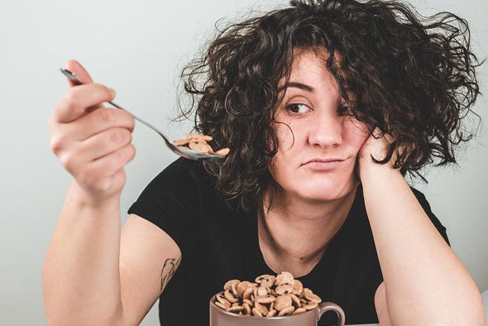 為什麼心理會那麼想要吃東西呢?責任感