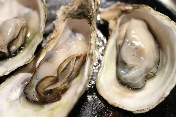 吃海鮮 果仁有助改善男性性功能障礙