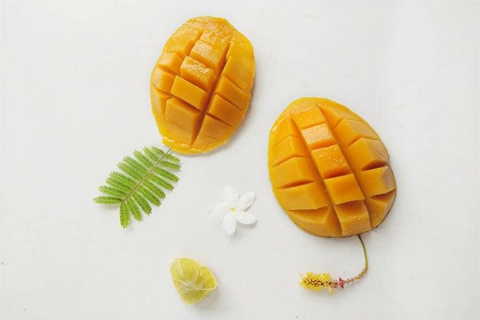 吃芒果可以預防中暑