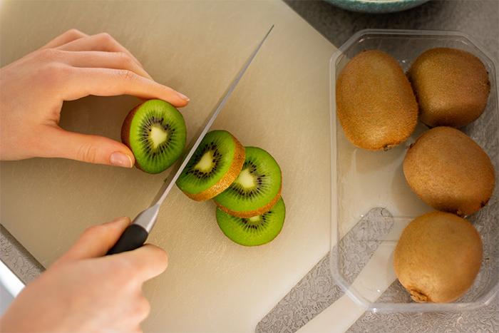富含酵素的天然食物-奇異果