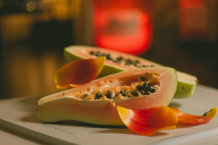 富含酵素的天然食物-木瓜