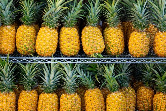 富含酵素的天然食物-鳳梨