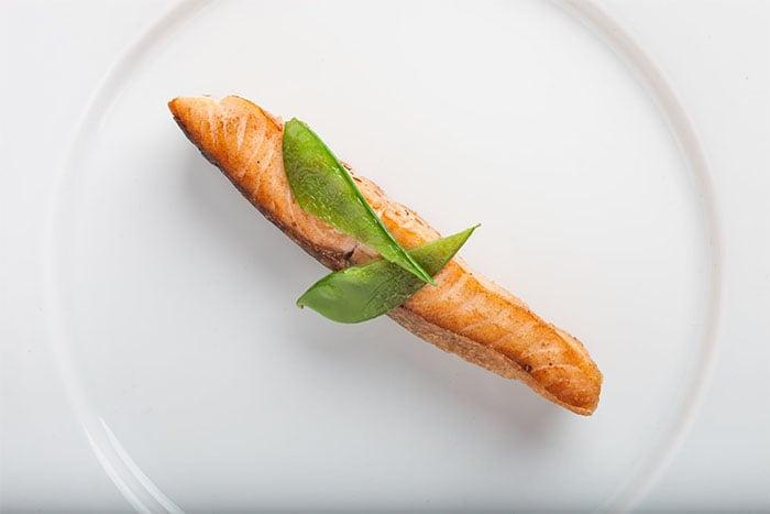 吃鮭魚可以避免產生濕疹