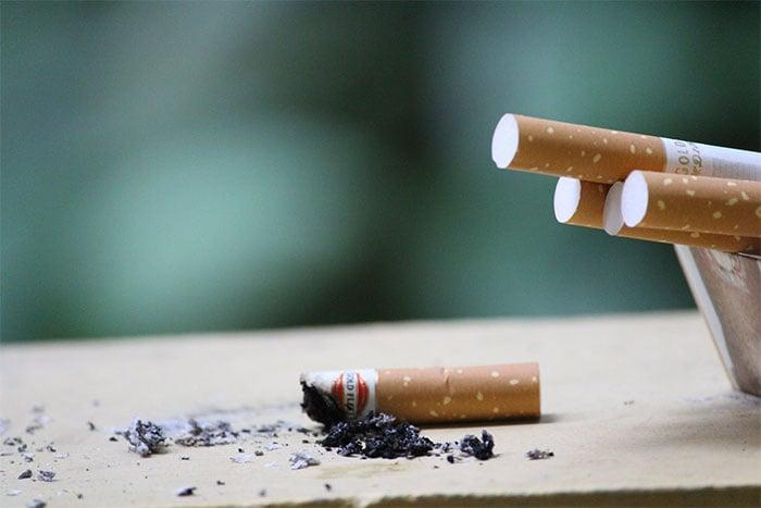 吸菸會導致男性性功能障礙