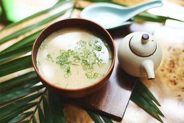 味噌湯不一定是素食