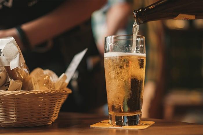 毛豆配啤酒 開胃 礦物質鉀