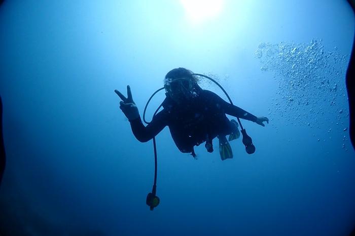 國境之南的美,深埋於海底之下:潛客讚