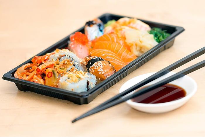 壽司熱量 熱量高原因醋飯 加入白糖