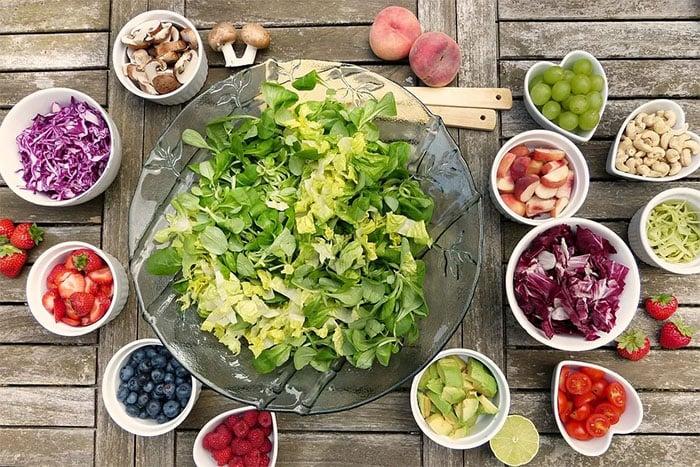 多吃蔬果 預防大腸癌