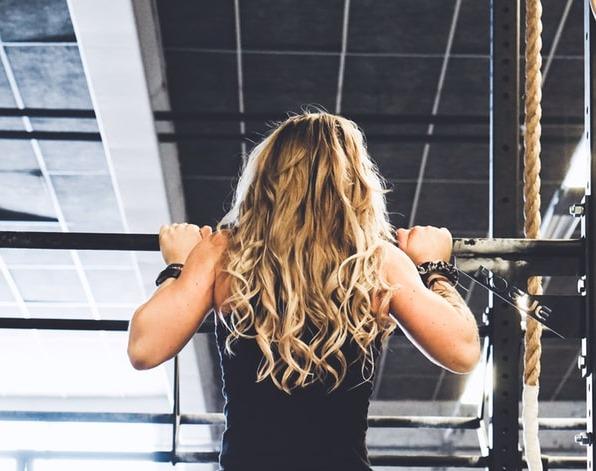 女孩們也能做引體向上伏地挺身! 漸進式訓練幫妳達到目標6