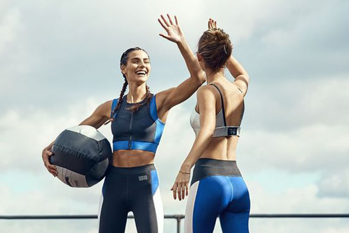 和BFF閨蜜一起健身好處-有趣的運動方式