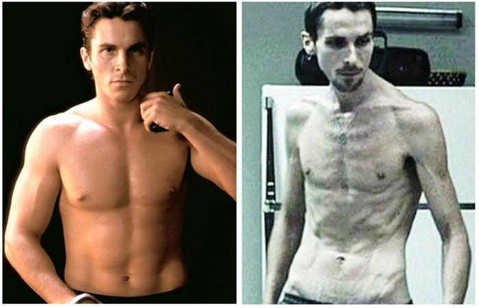 好萊塢明星Christian 減肥,降體重只是減肥的一部分,而且還不是最為重要的。你知道的「降低體脂肪」才是真正瘦身的關鍵
